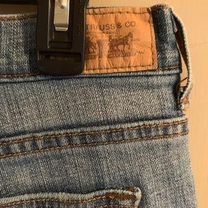 Vintage Levi bootcut 515 jeans